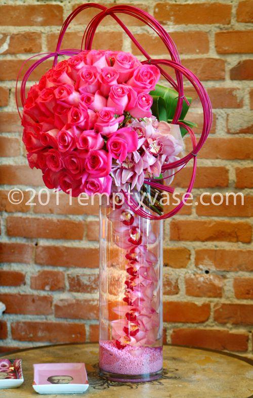 17 Best Images About Empty Vase Florist Los Angeles On Pinterest Pedestal Glass Vase And
