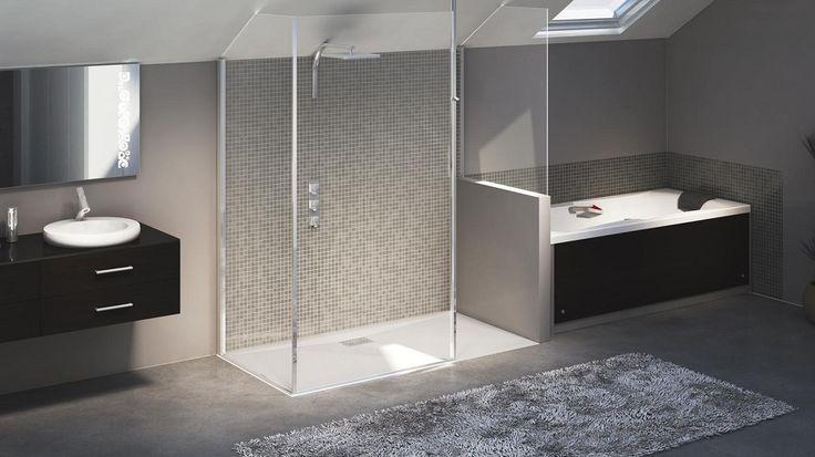 17 meilleures id es propos de douche l 39 italienne sur for Aubade douche italienne