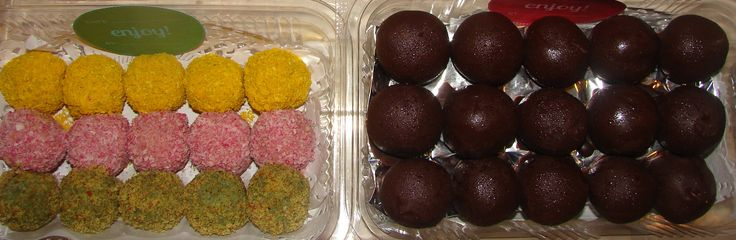 Raw Chocolate Covered Lemon Bombs ~Almha Rhais