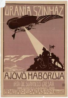 Uránia Színház A jövő háborúja