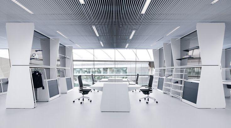PU Gietvloer in Adidas kantoor