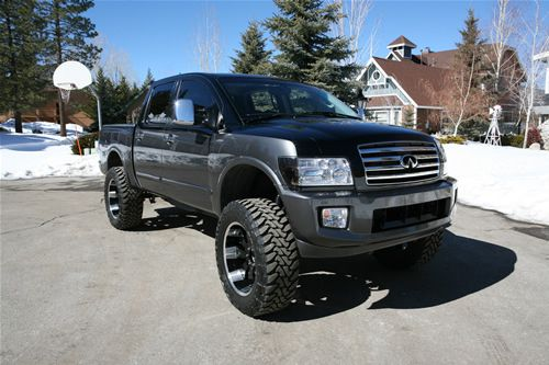 Another WOLF13 2004 Nissan Titan Crew Cab post... Photo 11939520