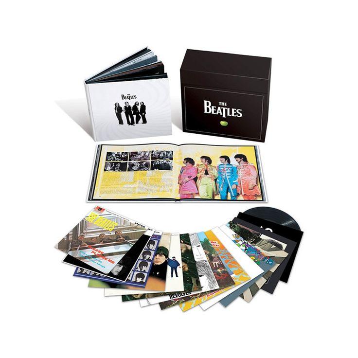 The Beatles - Stereo Box Set Limited Edition 16LP Box Set