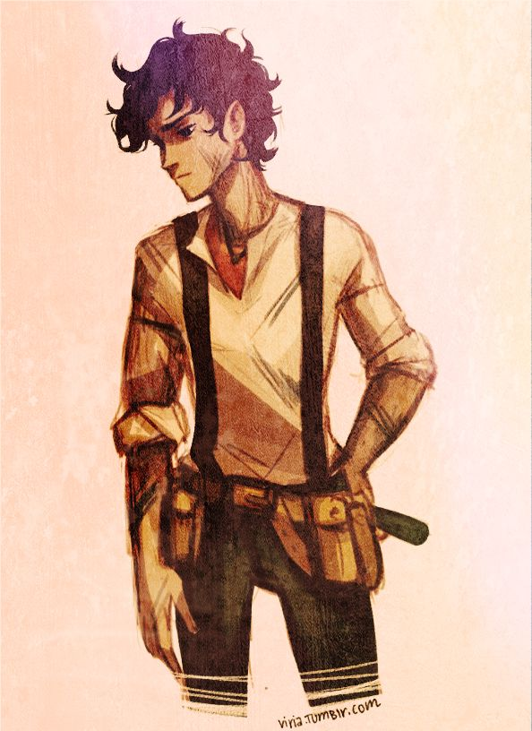 Leo Valdez portrait | Viria Fan Art | Pinterest | Shy'm ...