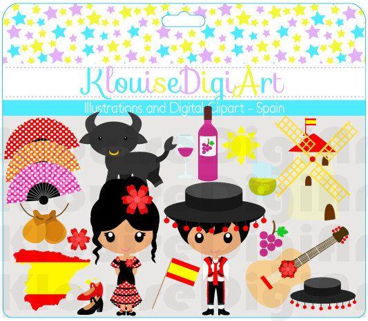 113 Best Spain Classroom Theme Images On Pinterest