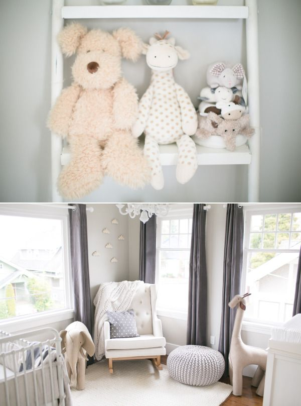 A Timeless Neutral Nursery That Can Grow with Baby – Style Me Pretty