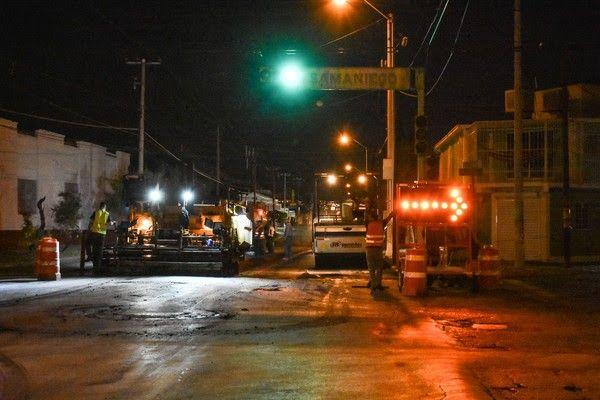 Realizó Gobierno Municipal mantenimiento a más de 25 avenidas durante 2017   El Puntero