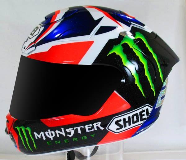 Racing Helmets Garage: Shoei X-Spirit II F.Quartararo 2015 #2 by OCD