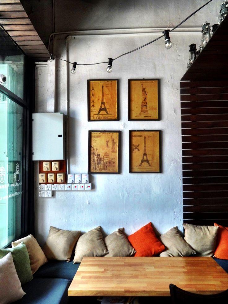 Sugar Honey Cafe George Town Penang Malaysia