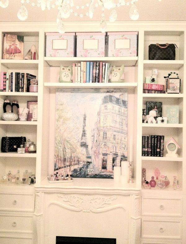 8 Best Images About Parisian Bedroom On Pinterest | Parisian Chic