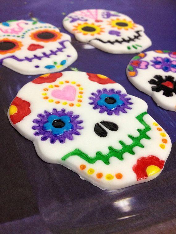 6 Things You Need for a Dia de Los Muertos Halloween Party - Sugar Cookies