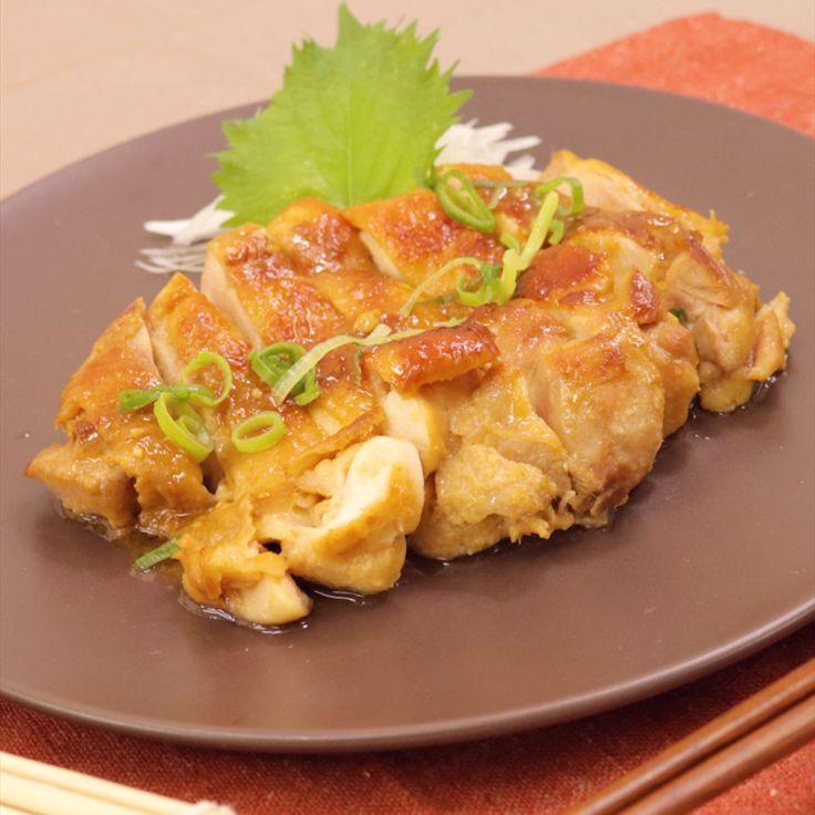わさび醤油がクセになる!鶏もも肉の和風ソテー   料理動画(レシピ動画)のkurashiru [クラシル]