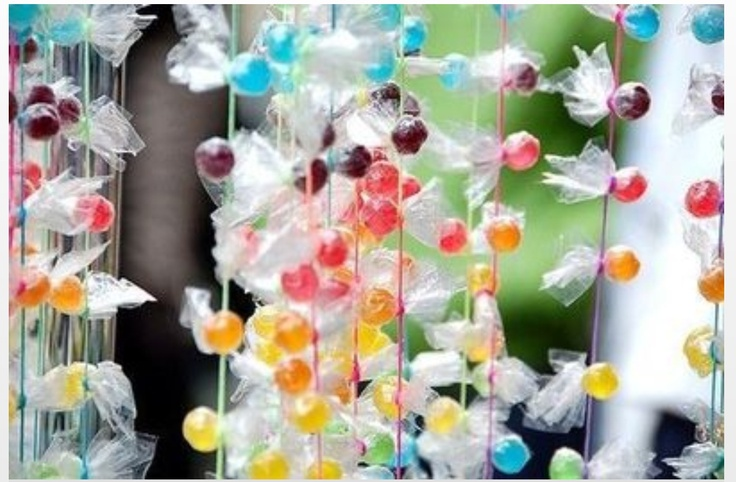 Lolly pop garland how clever