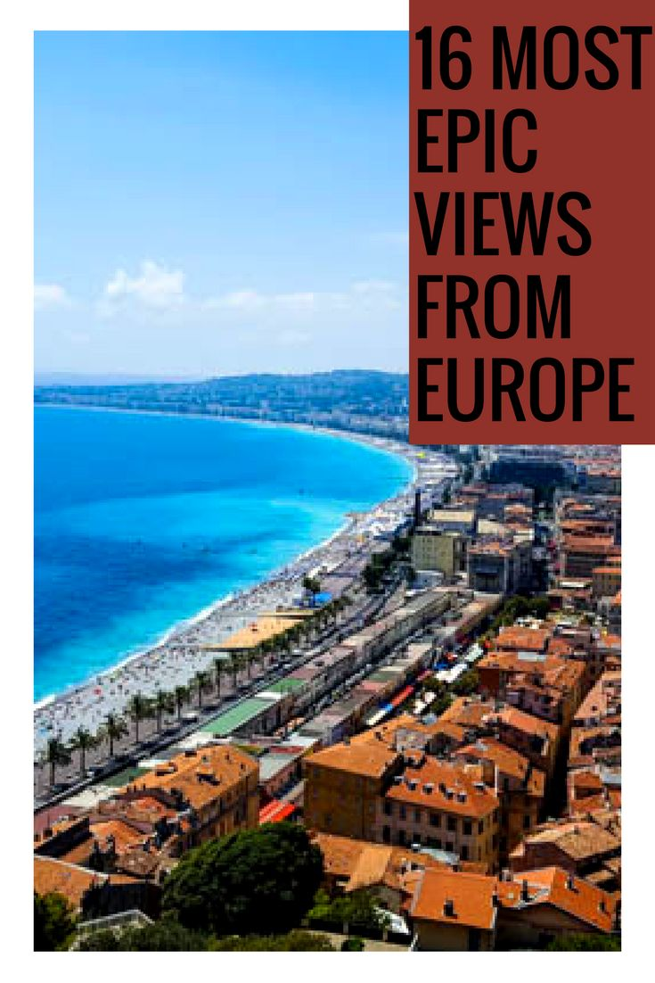 16 of the most spectacular views from Europe  #travel #wanderlust #Europe #travelinspirations