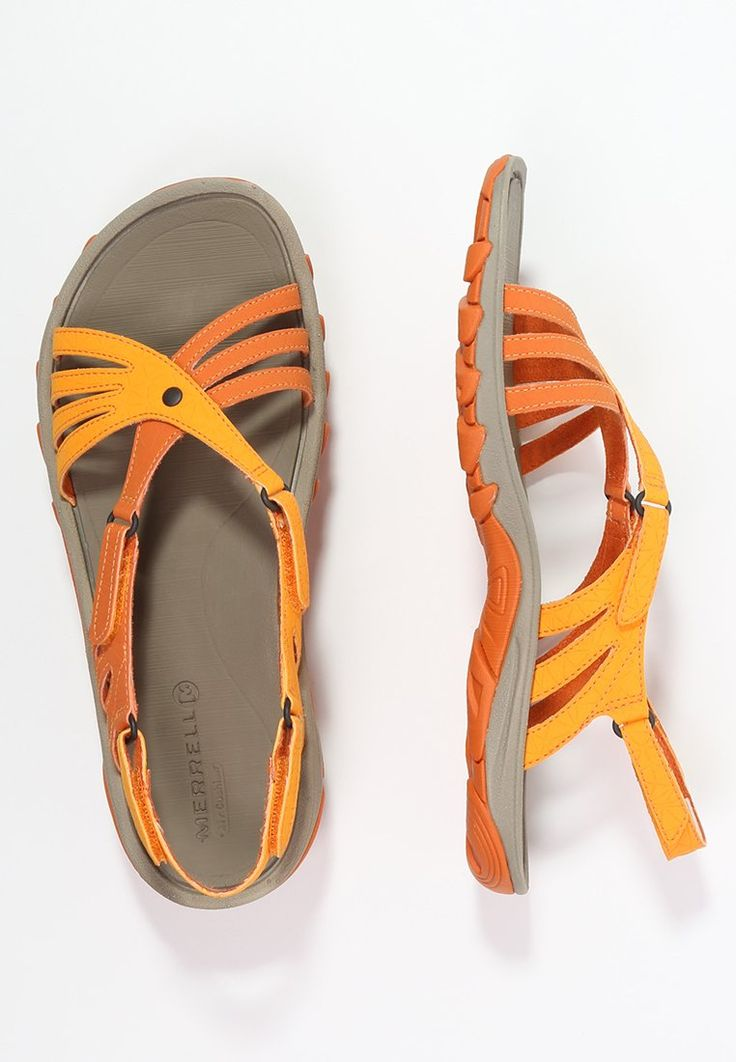 Merrell ENOKI LINK - Sandali da trekking - orange - Zalando.it