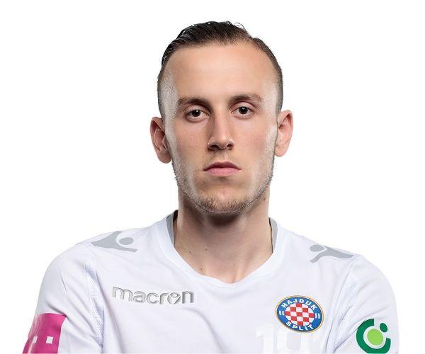 Ardian Ismajli One Team Hnk Hajduk Split Football Club