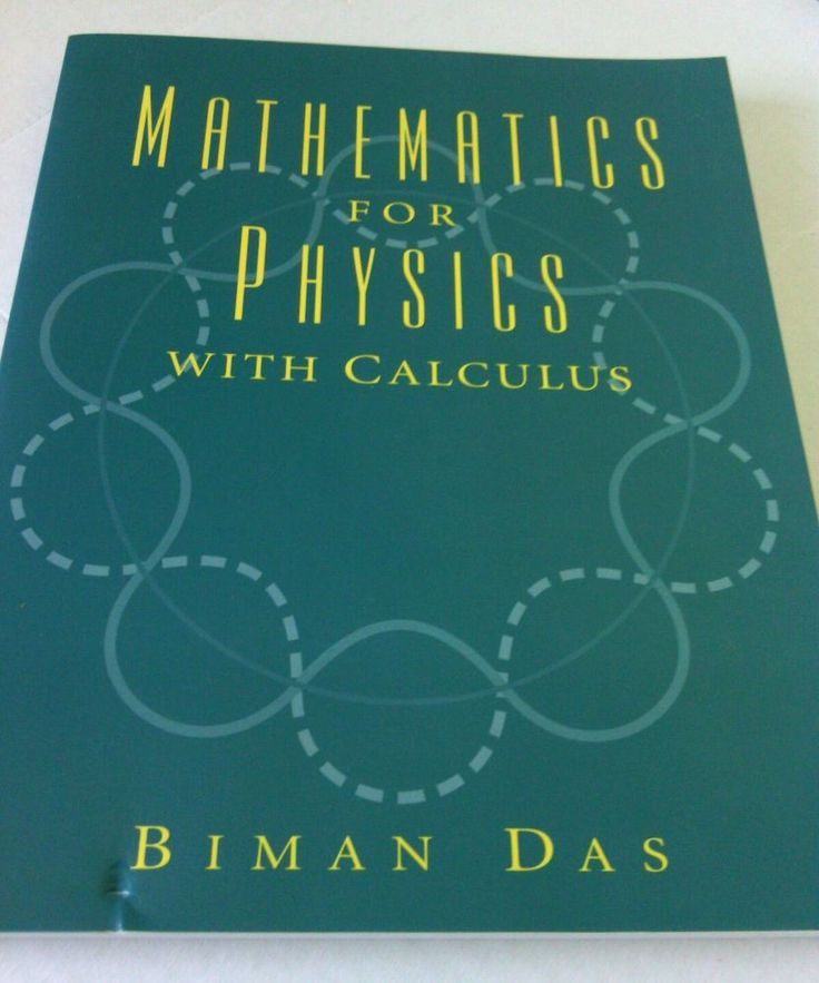 Mathematics for Physics with Calculus by Biman Das Paperback Book Study Guide  | eBay