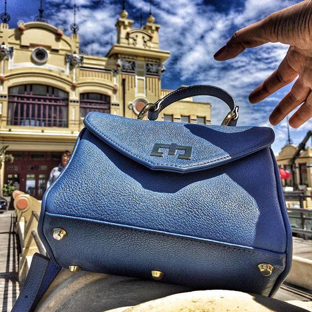 #zenati #zenatishop #zenatipeople #bag #bags #blue #sky #sicilymood #friendship