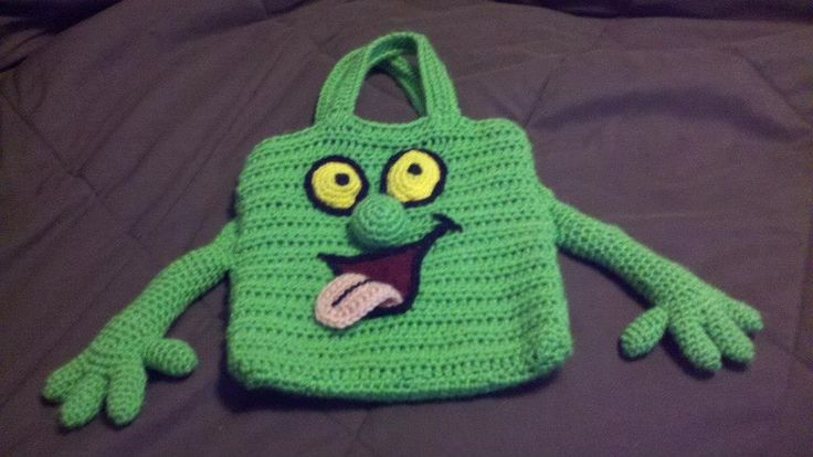 Amigurumi Ghostbusters : 17 Best images about Boy stuff to make on Pinterest Free ...