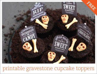halloween cupcake puns