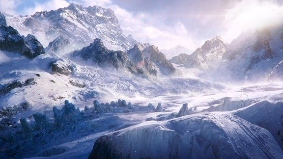 Karlı Dağ  #wallpaper #dağ #kar #kış #snow #winter #mount