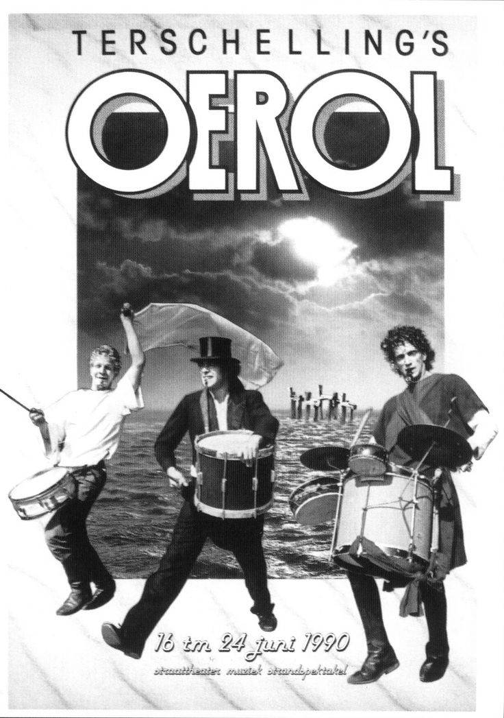 POSTER OEROL 90