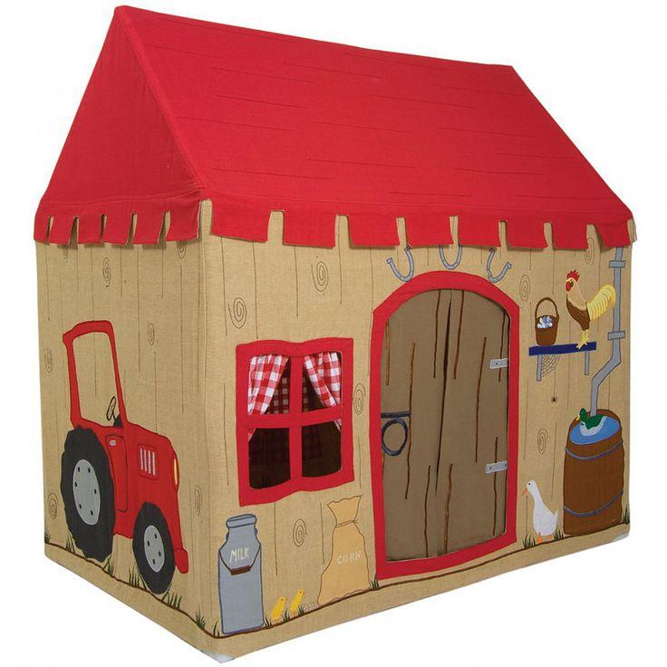 Play Tent (Barn)