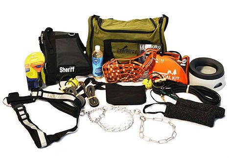 Leerburg Tactical K9 | Police Kit: Level 1 - Basic