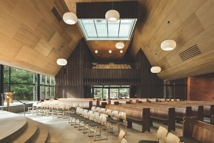 St Andrew's College Centennial Chapel by Architectus - CAANdesign | Architecture and home design blog