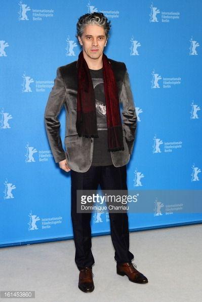 Photo d'actualité : Actor James Thierree attends the 'Love Battles'...