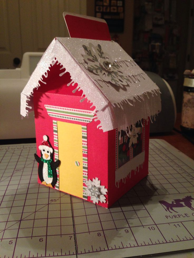 Cricut Christmas Craft Ideas Part - 28: Image Result For Cricut Sweet Tooth Boxes Ideas. Christmas BoxesChristmas  CraftsCupcake ...