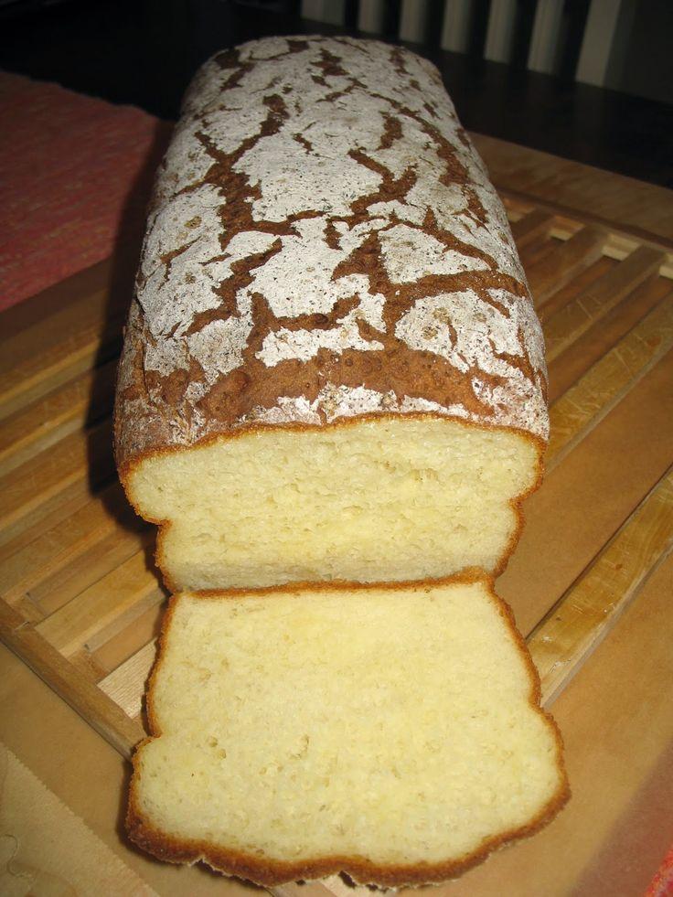 Pörden Keittiössä: Gluteeniton vuokaleipä