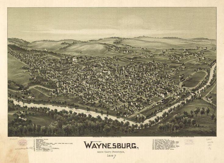 singles in waynesburg pennsylvania