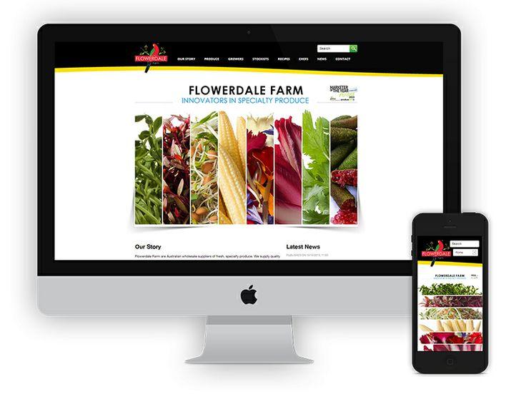 http://www.wearedando.com/portfolio/flowerdale-farm/  #webdesign #responsivedesign