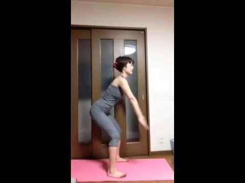 家トレでマイナス20キロ! 私が実践しているトレーニングを動画で解説します 〜ヒップアップ編〜 - Spotlight (スポットライト)