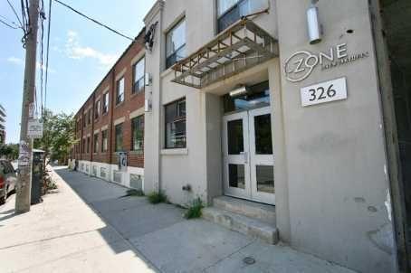 iZONE LOFTS  326 Carlaw Avenue