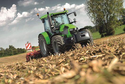 Deutz Fahr Serie 5 Traktoren | Zugtier.info