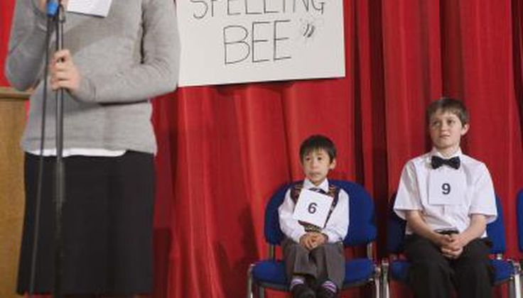 how to win a school spelling bee