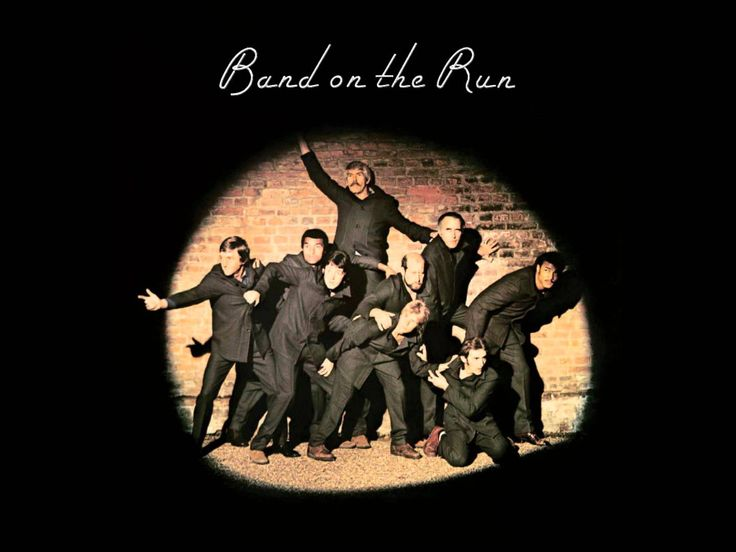 "The lyrics to Paul McCartney & Wings' classic ""Band on the Run"" which was originally released on their 1973 album of the same name. This particular recording..."