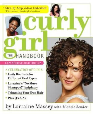 Book Review: The Curly Girl Handbook by Lorraine Massey + Before and After Pics