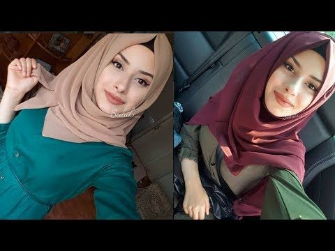 Easy Hijab Styles - Full Coverage - YouTube