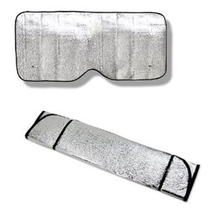 Foil Insulated Car Sunshade