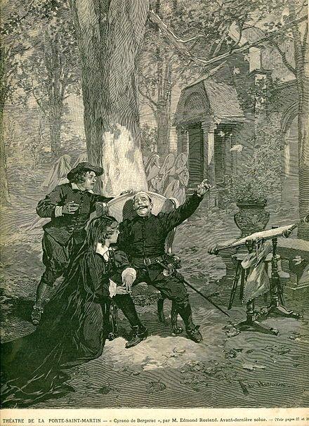Cyrano de Bergerac (play) - Wikipedia, the free encyclopedia