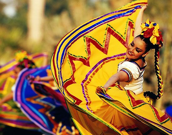 I used to do Mexican Folklorio dance when I was 10. I LOVED my red skirt!