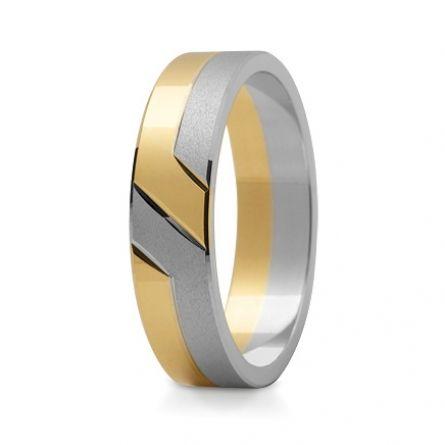 Obrączki ślubne złote Stelmach - 055-ST