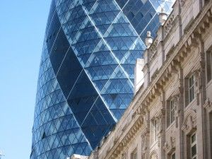 SwissRe 30th Mary Axe