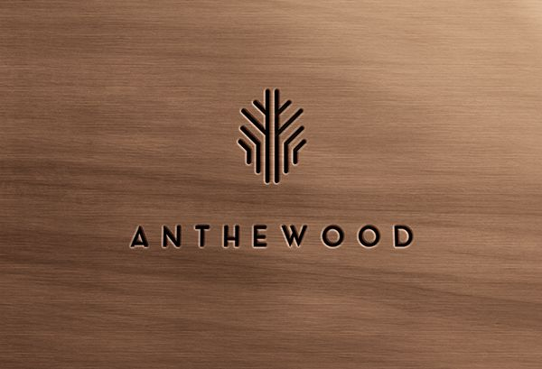 Anthewood Furniture Company Branding