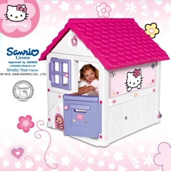 My monkey's birthday present! She's going to be so excited!: Birthday Presents, Doc Kitty Mmmeeeooowwww, Sweets, Hello Kitty Toys, Hello Kitty House, Di Hello, Sweet Home, Kitty Sweet