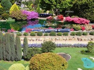 Cockington green garden Canberra