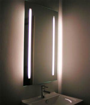 Καθρέπτης μπάνιου WILIGHT01